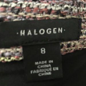 Halogen Skirts - Halogen tweed skirt